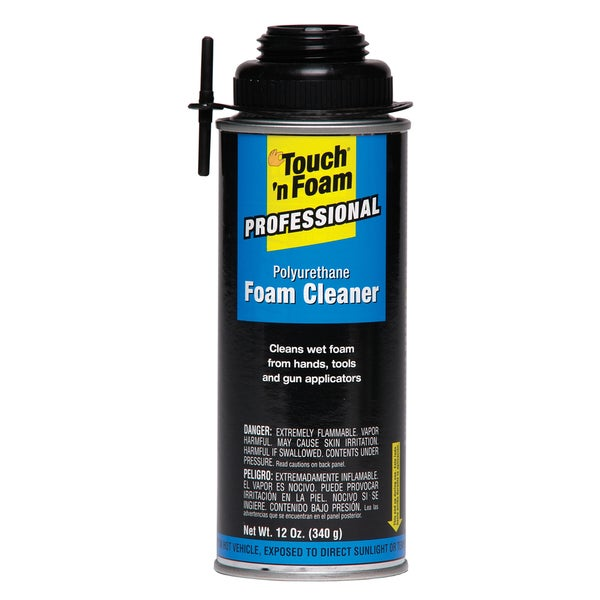 Touch n Foam 4004528700 12 Oz Pro Gun Cleaner
