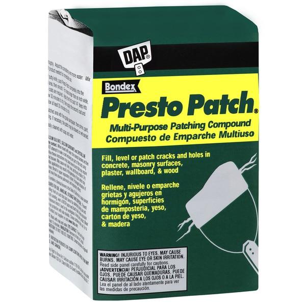 Dap 58505 4 Lb Presto Patch Multi Purpose Patching Compound