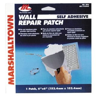 "Marshalltown DP6 6"" X 6"" Wall Repair Patch Kit"