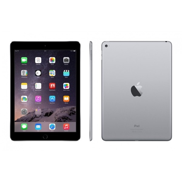 Apple Space Black Refurbished iPad Air 2