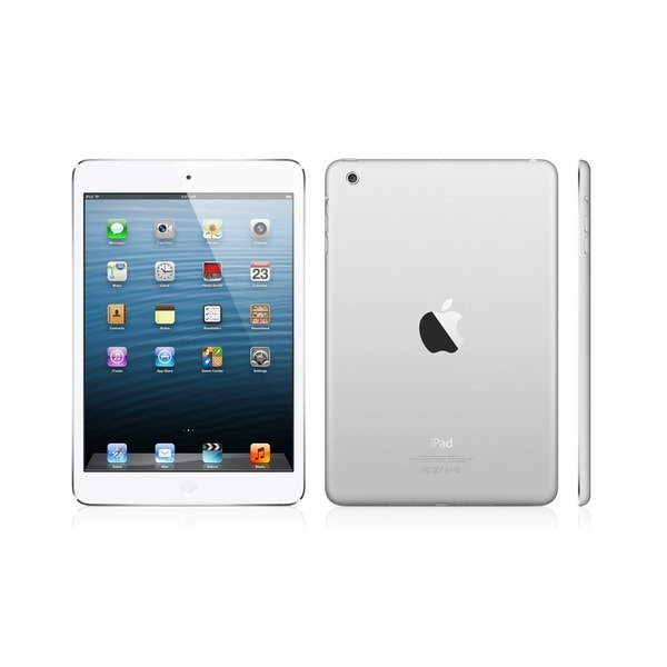 iPad Mini 16 GB White Silver Refurbished Tablet