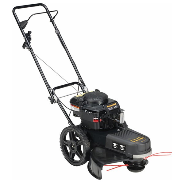 Poulan Pro 961720015 Wheeled Weed Trimmer