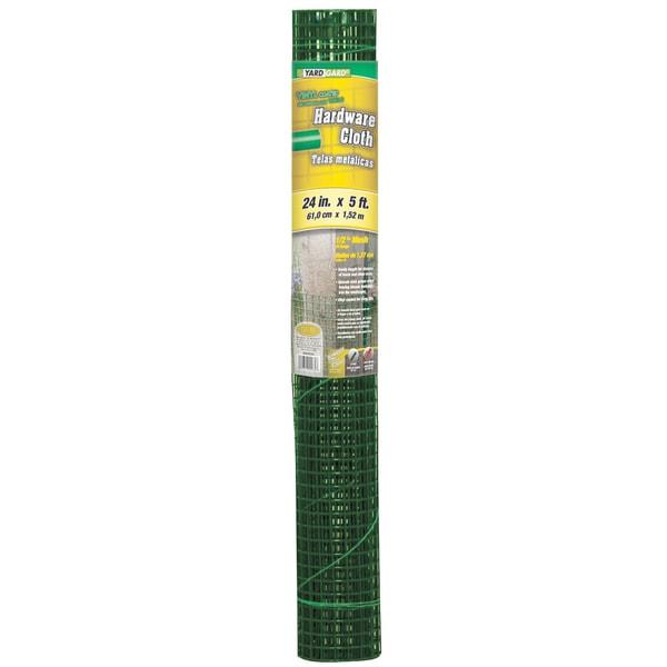 Yard Gard 308253B 24 inches x 5 feet Green 1/2 Inches Mesh Hardware Cloth 20099702