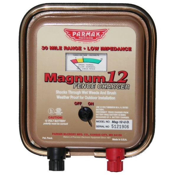 Parmak Precision MAG12-UO 12-Volt Magnum Fencer