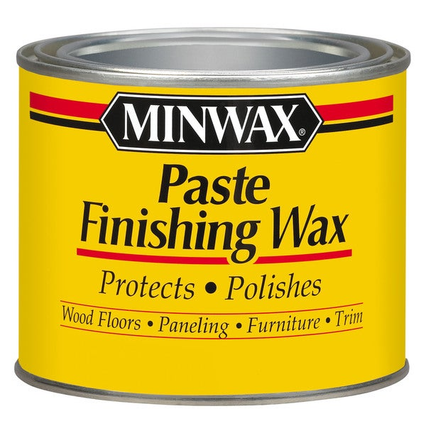 Minwax 78600 1 Lb Paste Finishing Wax