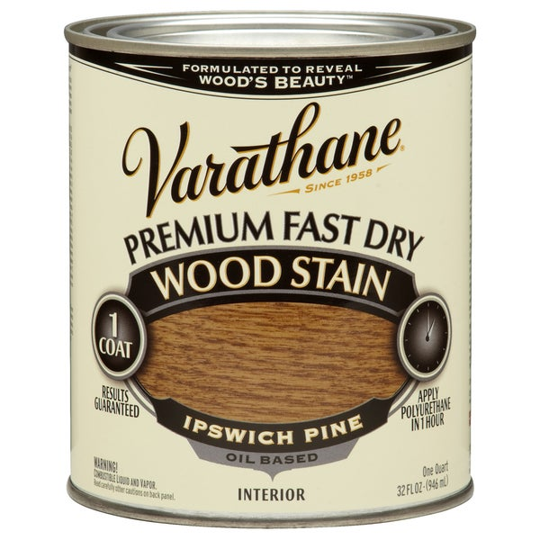Varathane 262012 1 Qt. Ipswich Pine Fast Dry Wood Stain