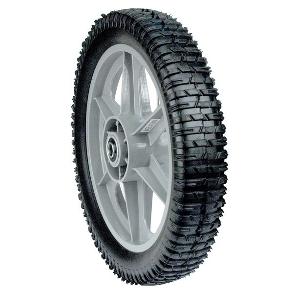 Maxpower 335112 12 Inches Plastic Spoked Wheel