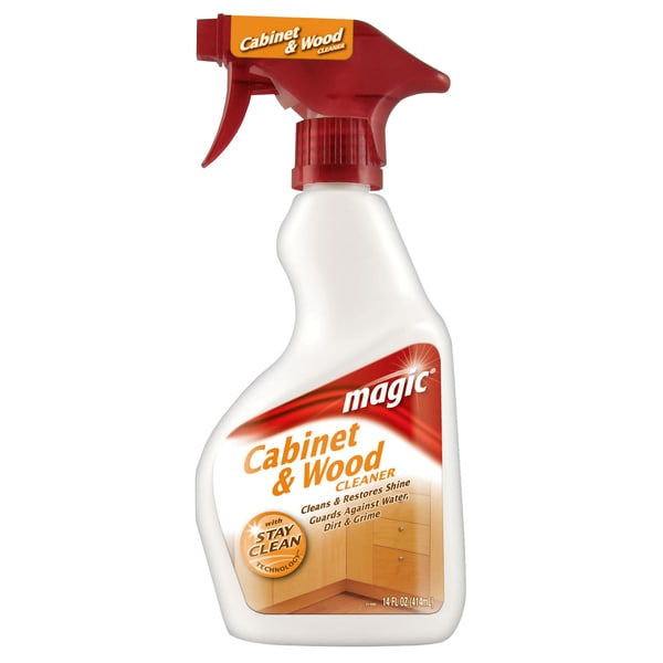 Magic 3067 14 Oz Cabinet & Wood Cleaner