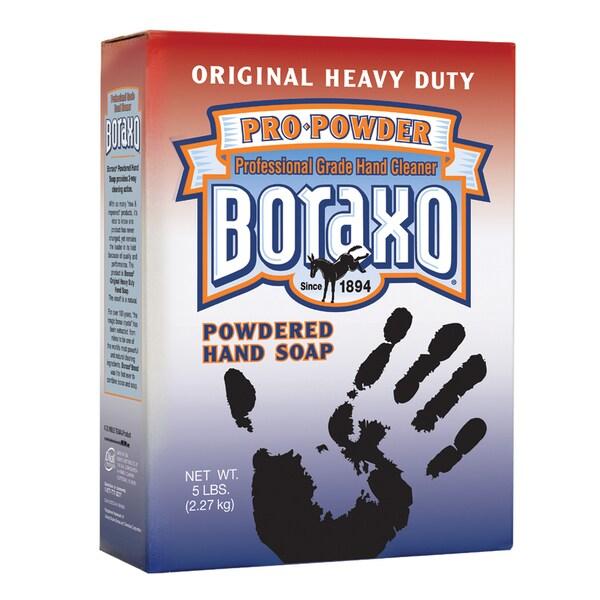 Boraxo 2203/1750877 5 Lb Boraxo Heavy Duty Powder Hand Soap