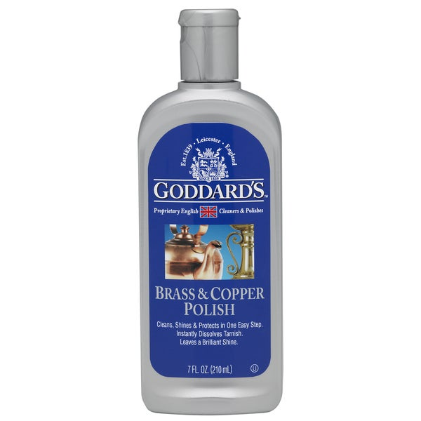 Goddards 708184 7 Oz Brass & Copper Polish