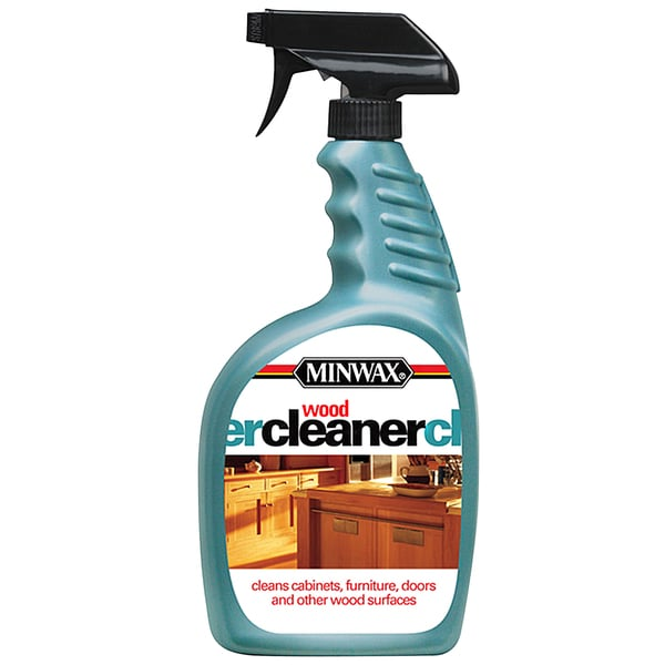 Minwax 52127 32 Oz Spray Hardwood Cleaner