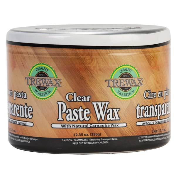 Trewax 197101016 Trewax Clear Paste Wax
