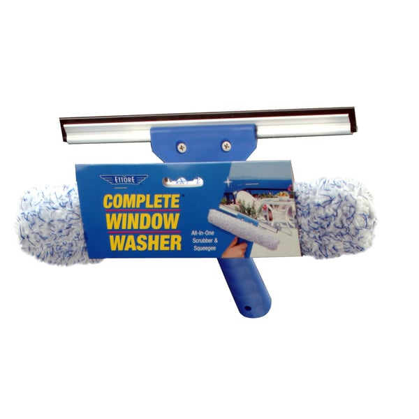 Ettore 15010 The Ultimate Window Cleaner Squeegee