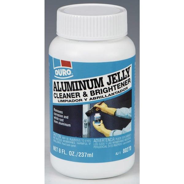 Duro 1415346 8OZ Aluminum Jelly Corrosion Remover