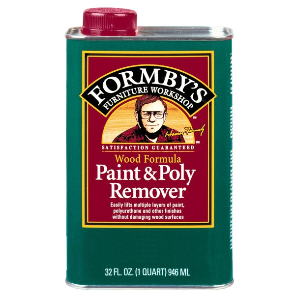 Formbys 30035 32 Oz Paint Remover