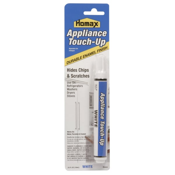 Homax 5553 White Appliance Touch Up Pen