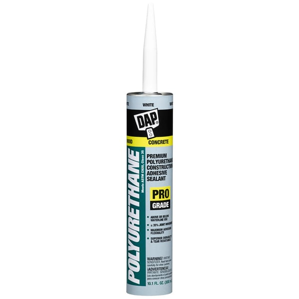 Dap 18810 White Door Window & Siding Sealant