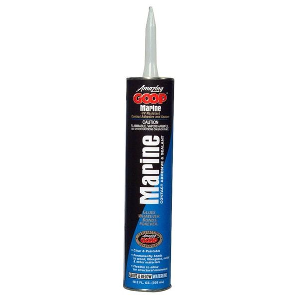 Amazing Goop 172012 Marine Goop Contact Adhesive & Sealant