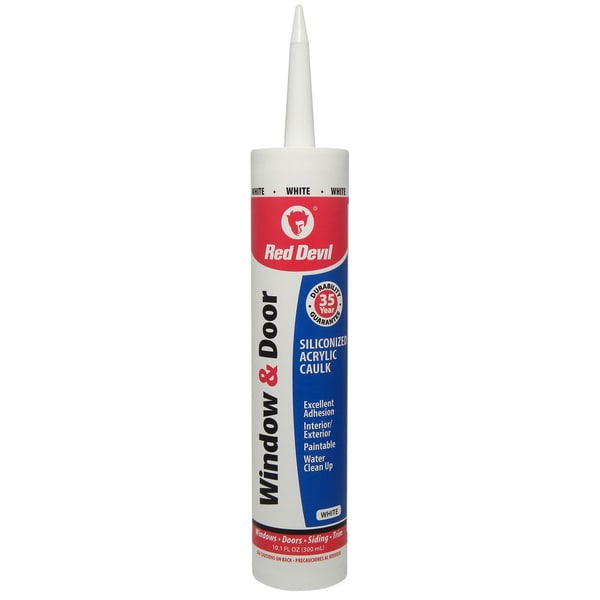 Red Devil 0846 Window & Door Sealant