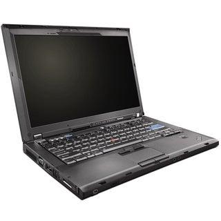 Lenovo ThinkPad T400 14.1-inch Intel Core 2 Duo 2.26GHz 6GB SODIMM DDR3 250GB Windows 10 Home 64-Bit Black Refurbished Laptop