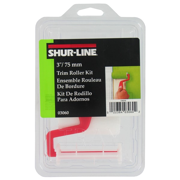 "Shur Line 3060C 3"" Mini Roller Kit"