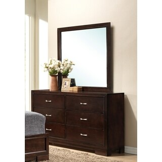LYKE Home Tamo Dresser and Mirror Set