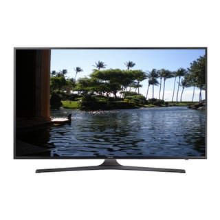 Refurbished Samsung UN65KU6300 65-inch 4K Ultra HD Smart Wi-Fi LED TV