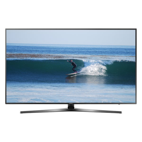 Samsung Black Refurbished 49-inch Ultra HD Smart LED TV
