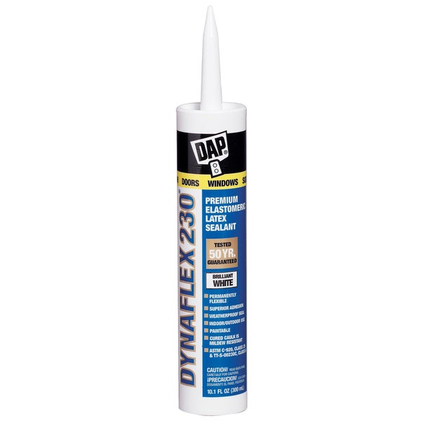 Dap 18275 White Dynaflex 230 Sealant