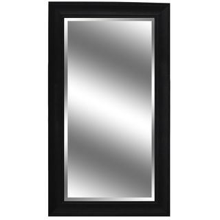 Y-Decor Dark Espresso 71-inch x 37-inch Woodgrain Mirror