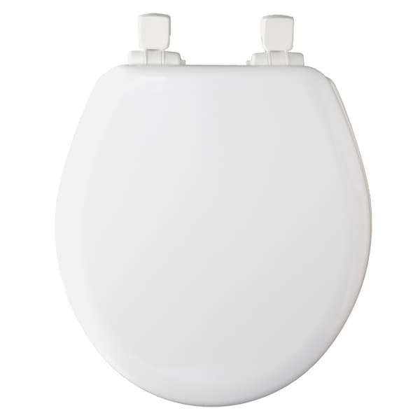 Mayfair White Round Child/Adult NextStep Toilet Seat