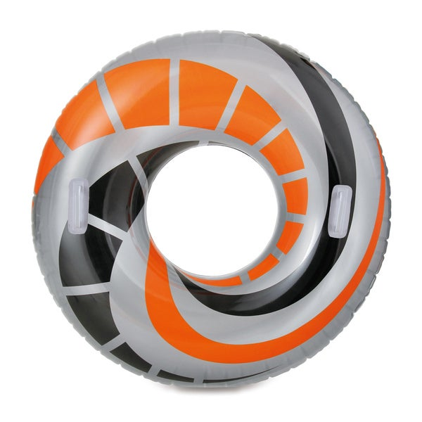 Inflatable Swirl Swim Tube