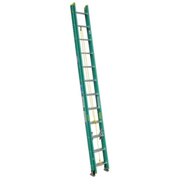 Werner D5924-2 24' Fiberglass Extension Ladder 20110095
