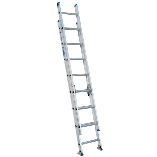 Werner D1316-2 16' Aluminum Extension Ladder 20110247