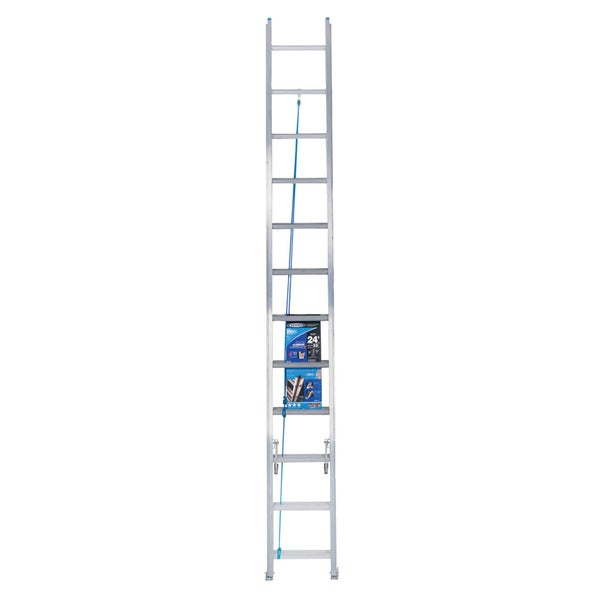 Werner D1324-2 24' Aluminum Extension Ladder 20110417