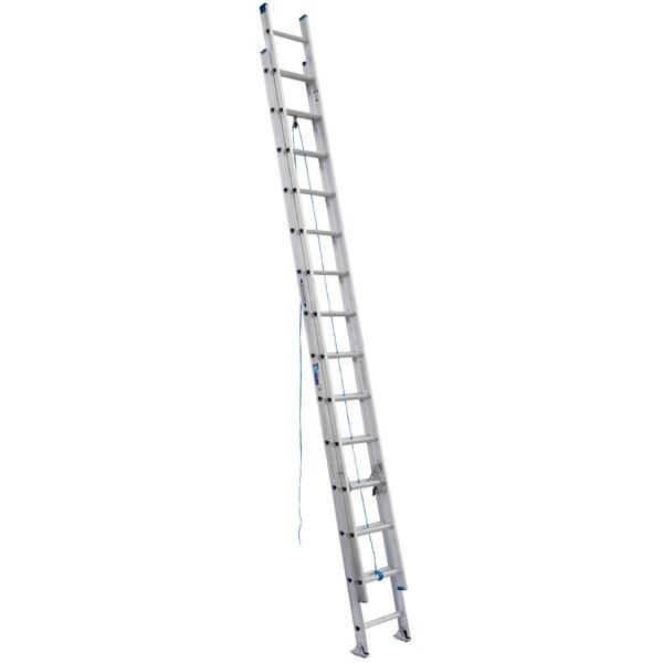 Werner D1328-2 28' Aluminum Extension Ladder 20110438