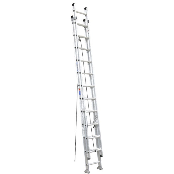 Werner D1524-2 Aluminum Extension Ladder