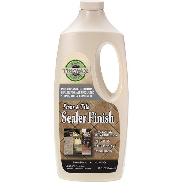 Trewax 887142027 32 Oz Stone & Tile Sealer