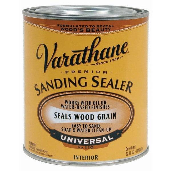 Varathane 224741H 1 Quart Sanding Sealer