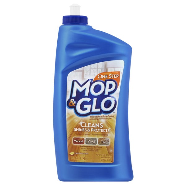 Mop & Glo 89333 32oz 32 Oz Citrus Multi-Surface Floor Cleaner