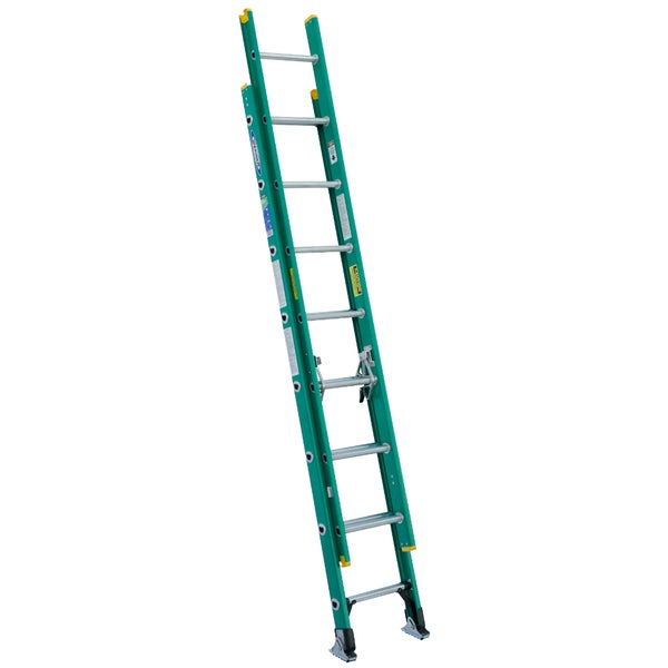 Werner D5916-2 16' Fiberglass Extension Ladder 20112236