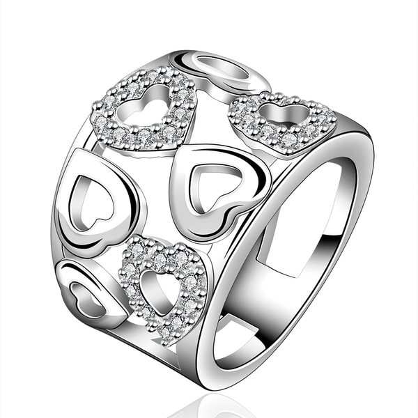 Heart Cut Out Ring
