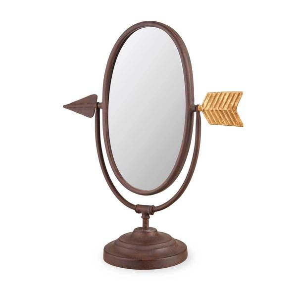 Arrow Tabletop Mirror
