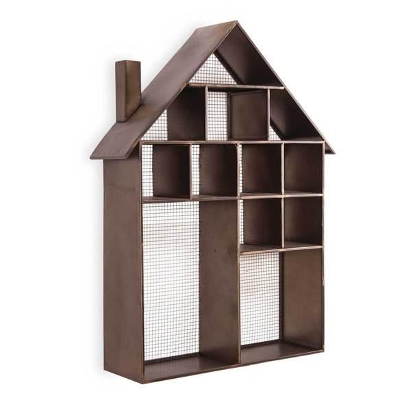 Turner House Shelves