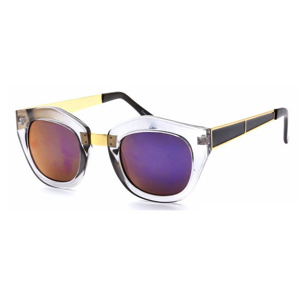 Epic Eyewear Women's Multicolored Plastic Designer UV400 Sunglasses