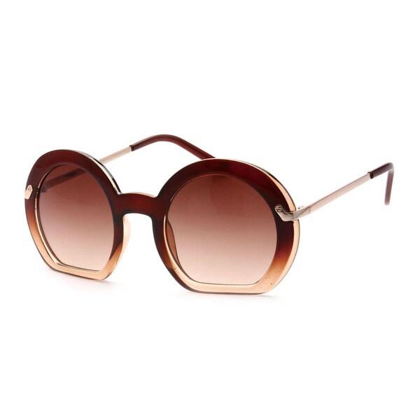 Epic Eyewear Novelty Designer Round Women's Sunglasses UV400