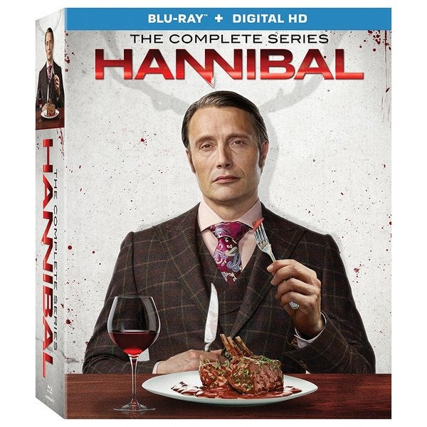 Hannibal: Seasons 1-3 (Blu-ray Disc) 20119592