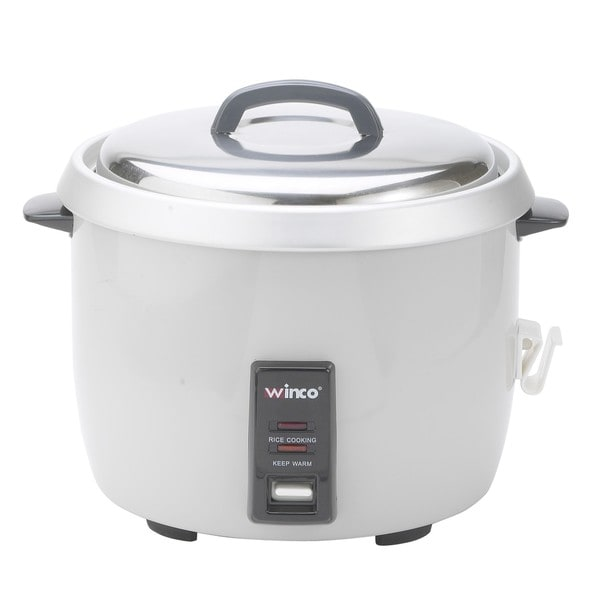 Winco 30-cup Electric Rice Cooker 20119917