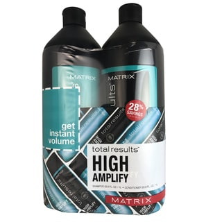 Matrix Total Results High Amplify 33.8-ounce Volume Shampoo and Conditioner Duo