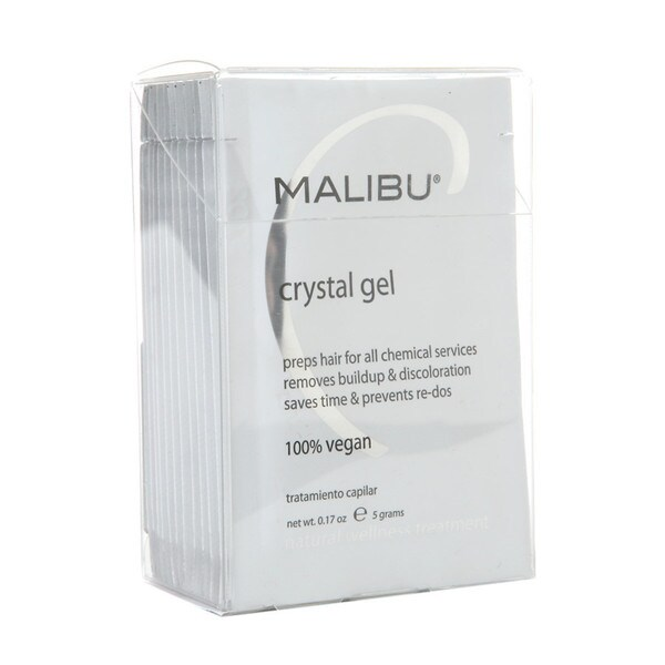 Malibu Care Crystal Gel Normalizer (Pack of 12)